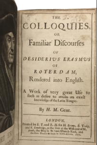 Colloquies